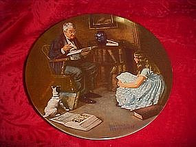 Norman Rockwell, Heritage collection, The Storyteller