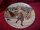 "Knowles, The sound of music plate, ""I have confidence"""