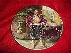 """The King and I, """"A Puzzlement"""" collectors plate"""