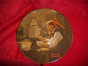 Norman Rockwell Heritage collection, The Ship builder