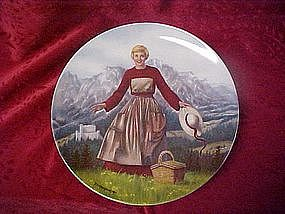 Premiere plate, The sound of music, artist T. Crnkovich