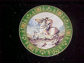 Bonaparte Traversant le Alpes, Josephine and Napoleon