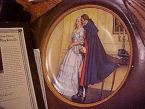 The Unexpected Proposal, Rockwell's Colonials
