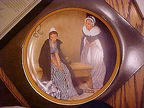 Words of Comfort, Rockwell's Colonials; Rarest of the