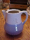 Old salt glazed pitcher, no lid