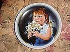 """""""For You"""", Zolan's Children plate collection, Viletta"""