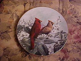 Springtime Splendor, Treasury of Songbirds collection