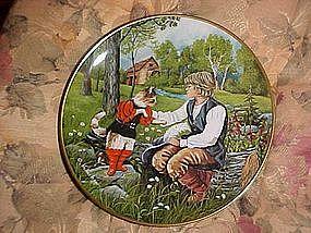 Puss in Boots, Gerta Neubacher,Kaiser porcelain