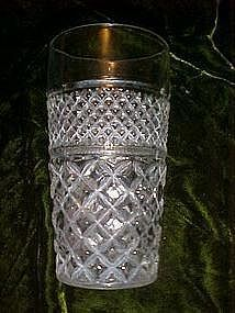 "Wexford 5 1/2"" water tumbler glass, Anchor Hocking"