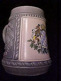 German ceramic beer mug, very nice