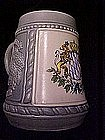 German ceramic beer mug, very nice