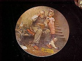 Norman Rockwell's Heritage series, The Cobbler