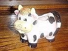 Cow cream pitcher