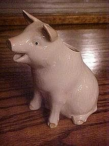 Otagiri pig cream pitcher