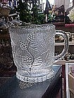 Tiara ponderosa pine pitcher, clear