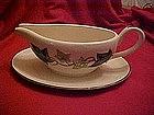 Vintage Franciscan Ivy pattern, Gravy boat