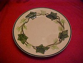 "Franciscan Ivy pattern,  8 1/2"" salad luncheon  plate"