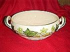Franciscan Ivy pattern, round casserole, bottom only