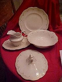 Homer Laughlin, The Angeles dinnerware