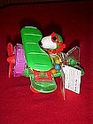 Snoopy Flying Ace in plane, Candy container