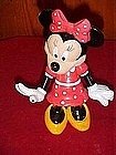 Disney's Minnie Mouse nodder, by Applause