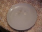 Franciscan Silver Pine dinner plate, Gladding McBean
