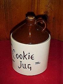 Cookie jug, cookie jar