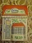 Spice Market collection, Cloves shoppe, porcelain jar