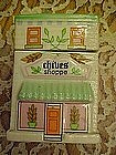 Spice Market Collection, Chives Shoppe, spice jar