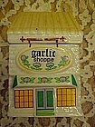Spice Market Collection, Garlic Shoppe,  spice jar