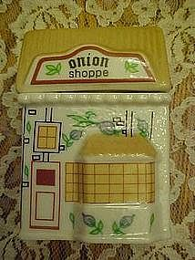 Spice Market Collection spice jar, The Onion Shoppe