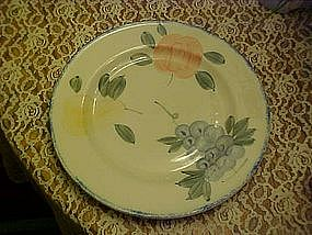 Sakura Orchard Valley dinner plates, Sue Zipkin