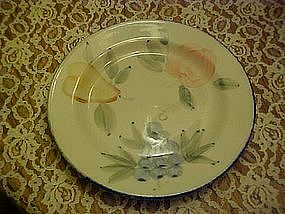 Sakura orchard valley salad plates, Sue Zipkin