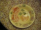 Gibson Angel pink roses, salad plates
