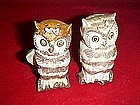 Lefton owl, salt and pepper shakers 4720
