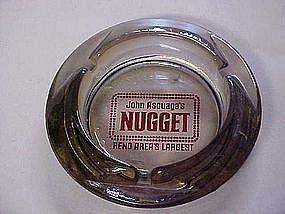 John Ascuaga's Nugget, casino ashtray