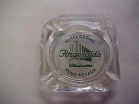 Fitzgerald's Hotel and casino, ash tray