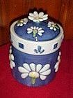Oneida Daisies cookie jar