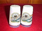 California Hard Rock Mining Co, salt and pepper shakers