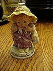 "Avon ""Cherished moments last forever"" figurine 1983"