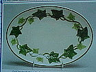 Franciscan Ivy large turkey platter, Old and perfect!