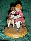 "Avon ""Be Mine Valentine"" figure,by Jessie Wilcox Smith"