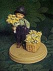 Avon Springtime, figurine by Jessie Wilcox Smith