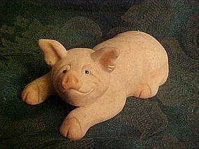 Quarry Critters, Pugsley pig