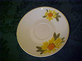 Mikasa's Dolly pattern, saucer