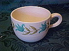 Franciscan, tulip time coffee cup