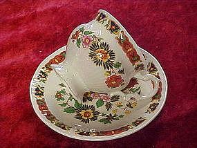 Elizabethan bone china cup and saucer set