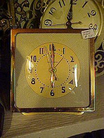 Vintage General Electric desk clock model 7H100