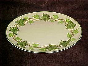 """Franciscan ivy 13 1/8""""  oval serving platter, USA"""