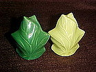 Franciscan Ivy salt and pepper shaker set